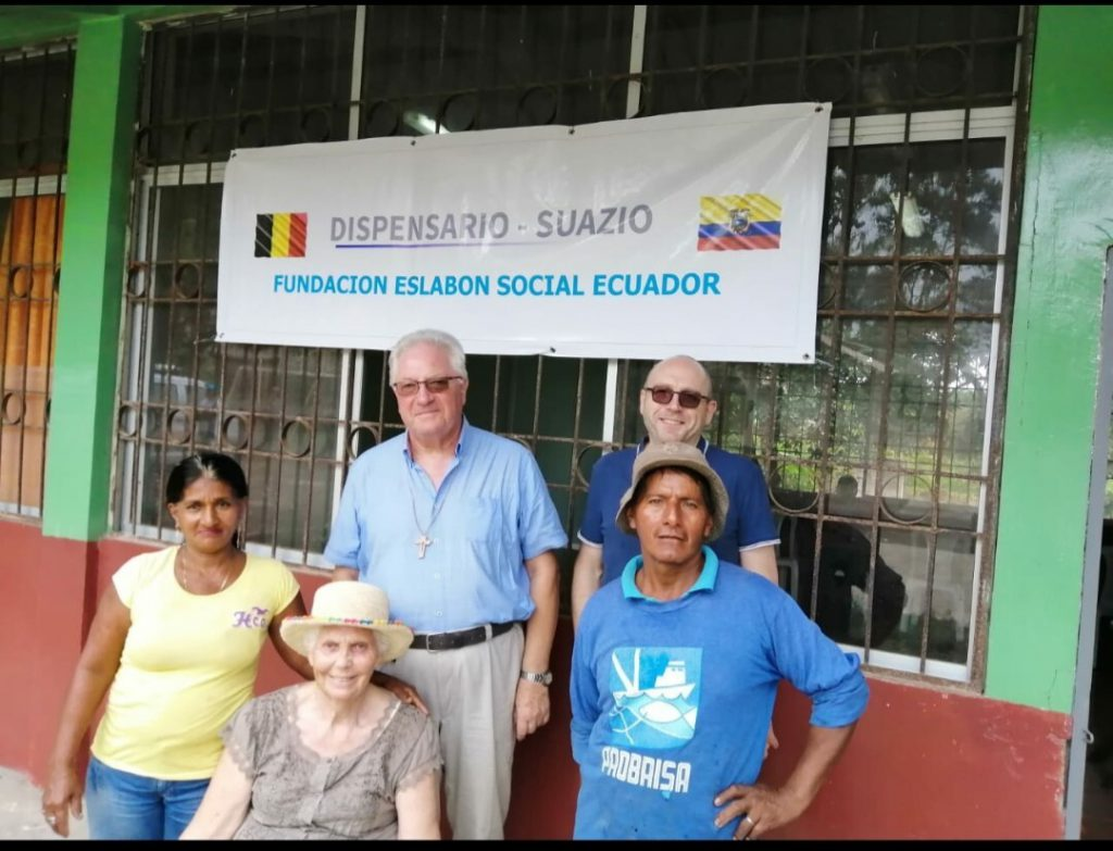 Dispensario Suazio project